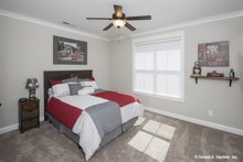 Craftsman Interior - Bedroom Plan #929-949