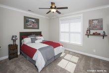 House Plan Design - Craftsman Interior - Bedroom Plan #929-949