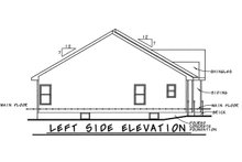 Architectural House Design - Country Exterior - Other Elevation Plan #20-2226