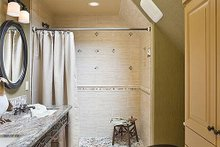 Bedroom 3 Bathroom - 4000 square foot European home