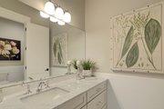 Cottage Style House Plan - 4 Beds 3.5 Baths 4420 Sq/Ft Plan #132-568 Interior - Bathroom