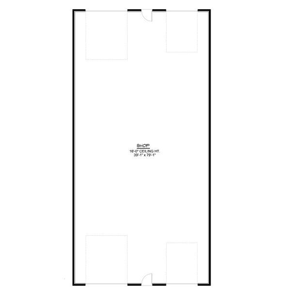 Home Plan - Country Floor Plan - Main Floor Plan #1064-55
