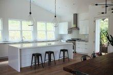 Dream House Plan - Ranch Interior - Kitchen Plan #888-18