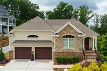 Home Plan - Ranch Exterior - Front Elevation Plan #437-89