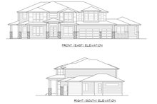 Traditional Exterior - Other Elevation Plan #1066-78