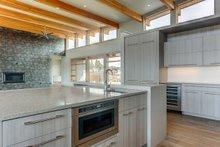 Contemporary Interior - Kitchen Plan #892-24