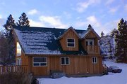 Cabin Style House Plan - 2 Beds 2 Baths 1677 Sq/Ft Plan #126-173
