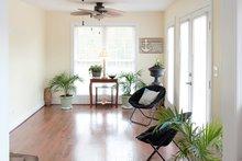 Dream House Plan - Sunroom