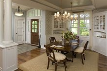 Traditional Interior - Dining Room Plan #56-604