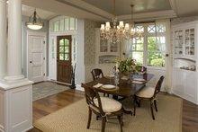 Traditional Interior - Dining Room Plan #56-604