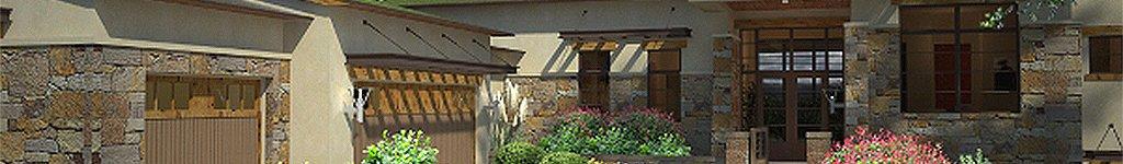 Sloped Lot / Hillside House Plans, Floor Plans & Designs