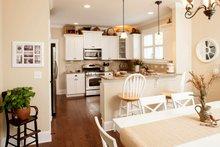 Craftsman Interior - Kitchen Plan #461-18