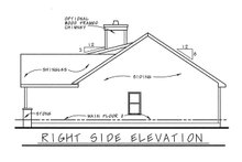 Cottage Exterior - Other Elevation Plan #20-1205
