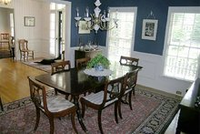 Country Interior - Dining Room Plan #137-143