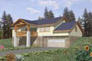 Traditional Style House Plan - 3 Beds 3 Baths 3164 Sq/Ft Plan #117-361