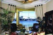Mediterranean Style House Plan - 3 Beds 3 Baths 2518 Sq/Ft Plan #115-102
