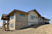 Ranch Style House Plan - 3 Beds 2.5 Baths 2459 Sq/Ft Plan #1069-7 Exterior - Other Elevation
