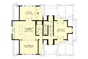 Traditional Style House Plan - 1 Beds 1 Baths 1285 Sq/Ft Plan #132-191 Floor Plan - Upper Floor Plan
