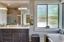 Dream House Plan - Prairie Interior - Master Bathroom Plan #1066-72