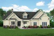 Craftsman Style House Plan - 3 Beds 2 Baths 1912 Sq/Ft Plan #929-998