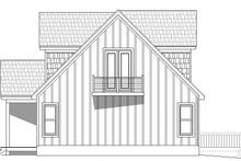 Country Exterior - Other Elevation Plan #932-204