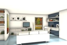 House Blueprint - Modern Interior - Other Plan #497-58
