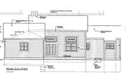 Classical Style House Plan - 3 Beds 2.5 Baths 1649 Sq/Ft Plan #3-289