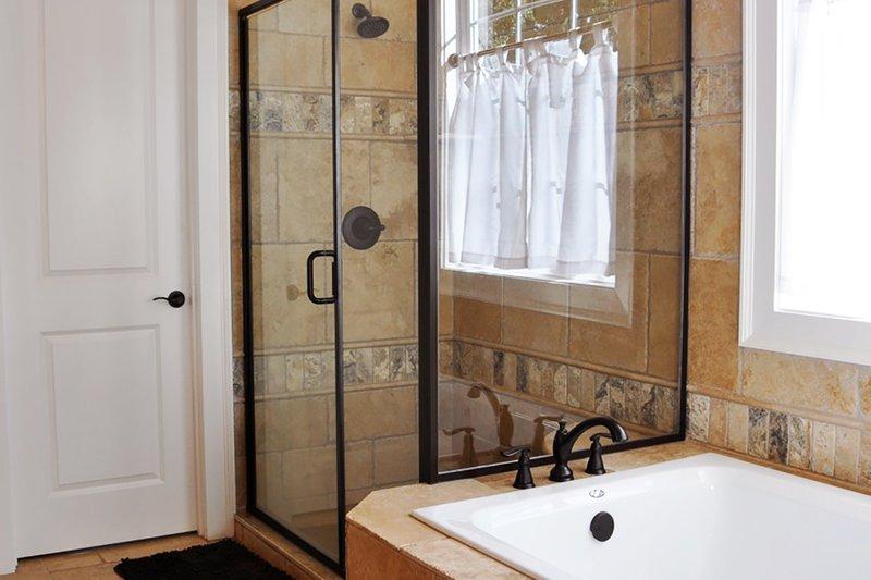 Craftsman Interior - Master Bathroom Plan #437-60 - Houseplans.com