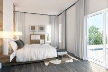 Contemporary Interior - Bedroom Plan #23-2314