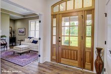 Dream House Plan - Craftsman Interior - Entry Plan #929-7