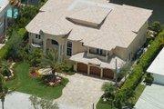 Mediterranean Style House Plan - 5 Beds 6.5 Baths 5016 Sq/Ft Plan #420-161