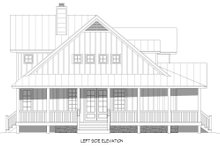 House Plan Design - Country Exterior - Other Elevation Plan #932-258