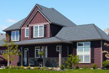Craftsman Exterior - Other Elevation Plan #48-373