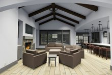 House Design - Farmhouse Photo Plan #1069-18