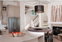 Traditional Interior - Kitchen Plan #928-11
