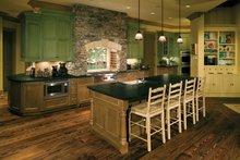 House Plan Design - Craftsman Interior - Kitchen Plan #54-391