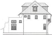 Beach Style House Plan - 3 Beds 4 Baths 2590 Sq/Ft Plan #536-5 Photo