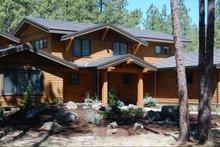Craftsman Exterior - Front Elevation Plan #434-26