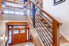 Architectural House Design - Foyer/Stairway