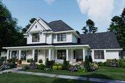 Farmhouse Style House Plan - 3 Beds 2.5 Baths 2214 Sq/Ft Plan #120-261