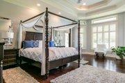 Mediterranean Style House Plan - 4 Beds 4.5 Baths 3474 Sq/Ft Plan #930-276 Interior - Master Bedroom