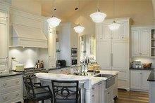 Dream House Plan - Country Interior - Kitchen Plan #48-237