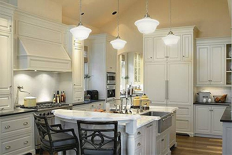 Country Interior - Kitchen Plan #48-237 - Houseplans.com