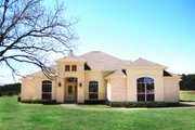 Country Style House Plan - 4 Beds 3.5 Baths 2591 Sq/Ft Plan #472-438 Exterior - Front Elevation