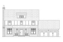 Craftsman Exterior - Front Elevation Plan #901-28