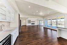 Contemporary Interior - Dining Room Plan #892-30