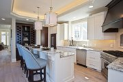 Craftsman Style House Plan - 4 Beds 2.5 Baths 2772 Sq/Ft Plan #928-272 Interior - Kitchen