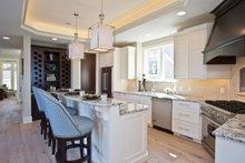 Craftsman Interior - Kitchen Plan #928-272