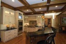 Architectural House Design - Craftsman Interior - Kitchen Plan #54-362