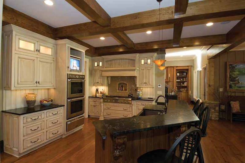 Craftsman Interior - Kitchen Plan #54-362 - Houseplans.com